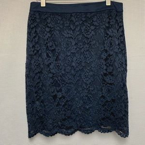 The Limited Lace Skirt Size 4
